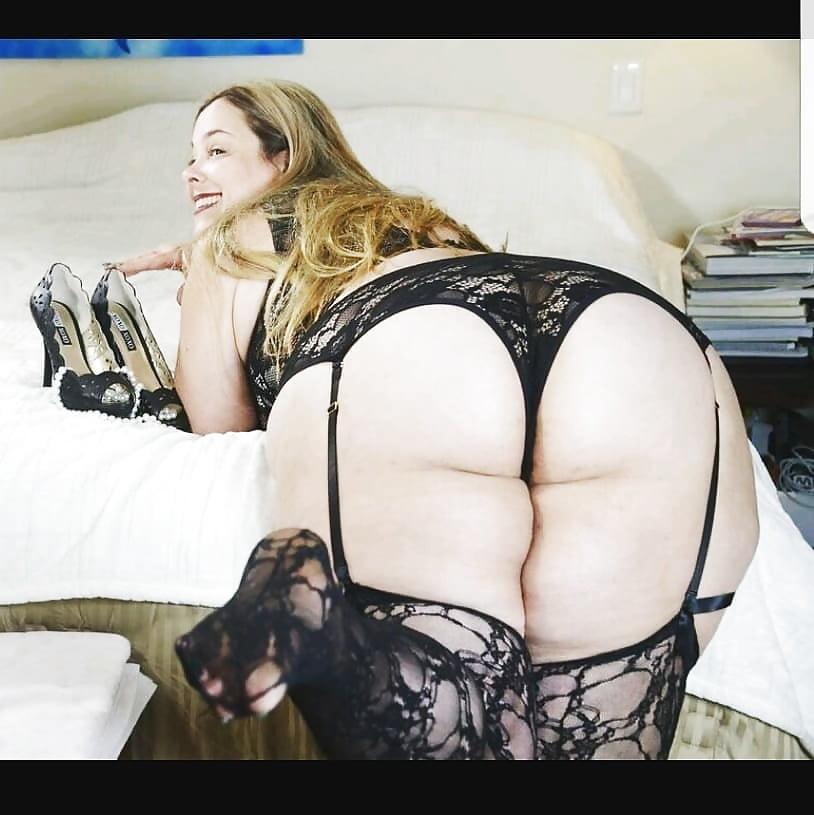 Bbw ass 11