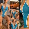 Microminimus fishnet swimsuit