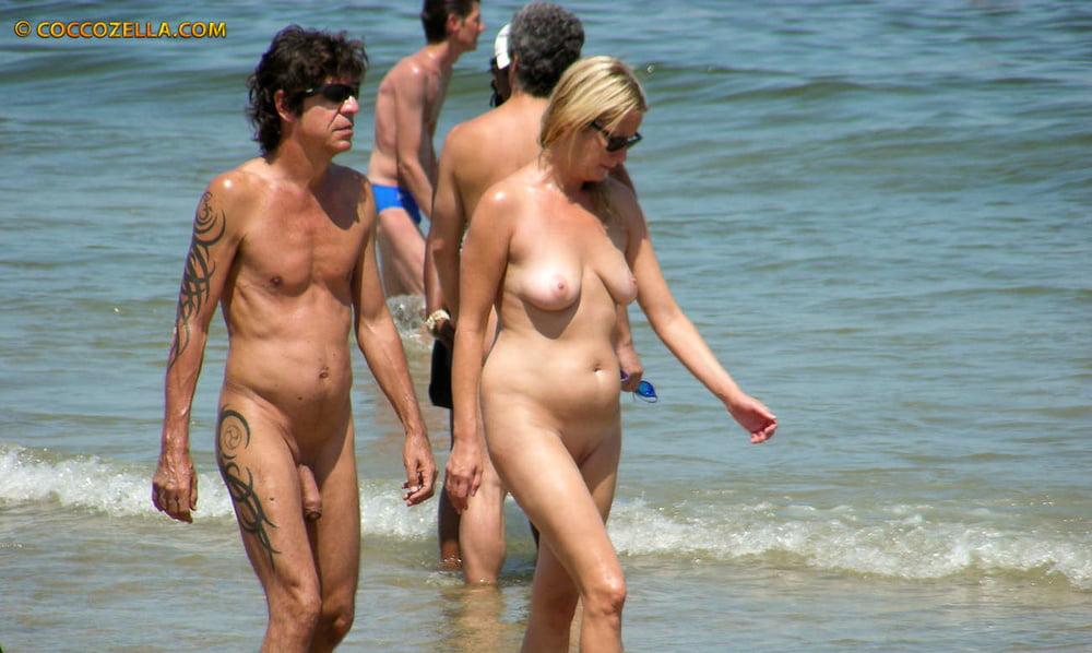 Sandy hook nudist — photo 1