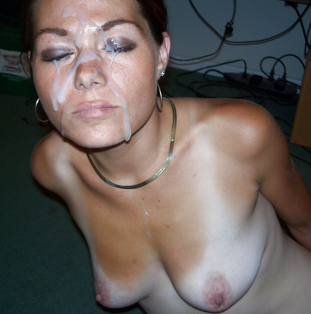 Mature facial naked women — pic 11