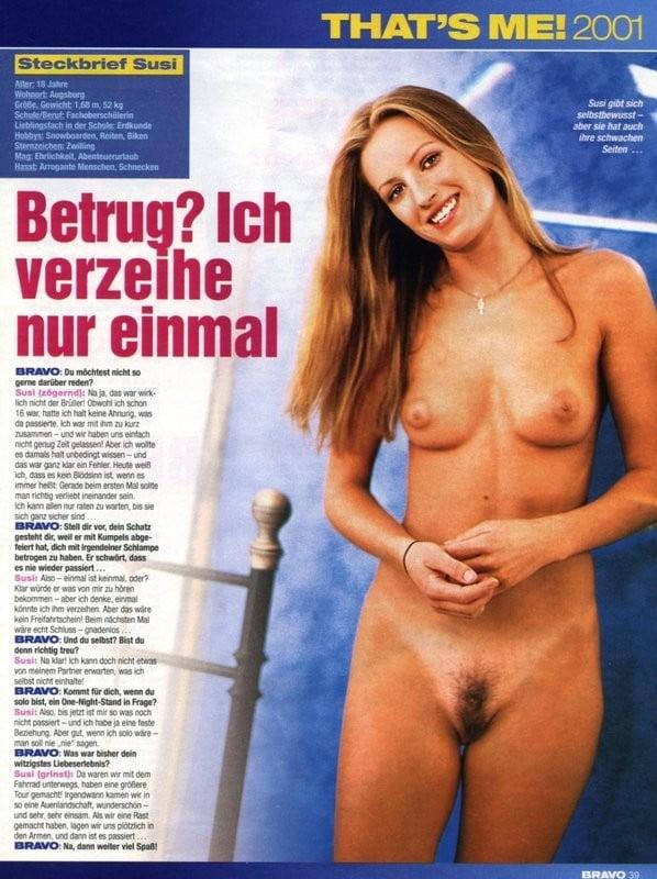 Nackt seite bravo Bodycheck Bravo