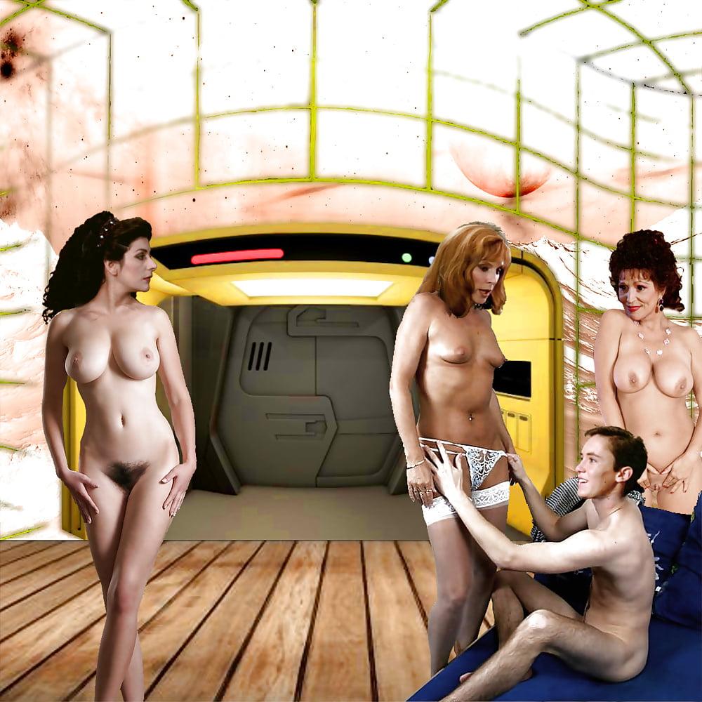 Star trek sex author will stape interview