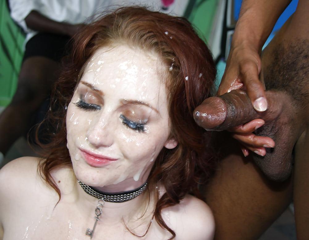 Tube porn bukkake, squat ass pussy up