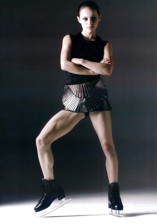 Sasha cohen sexy pic