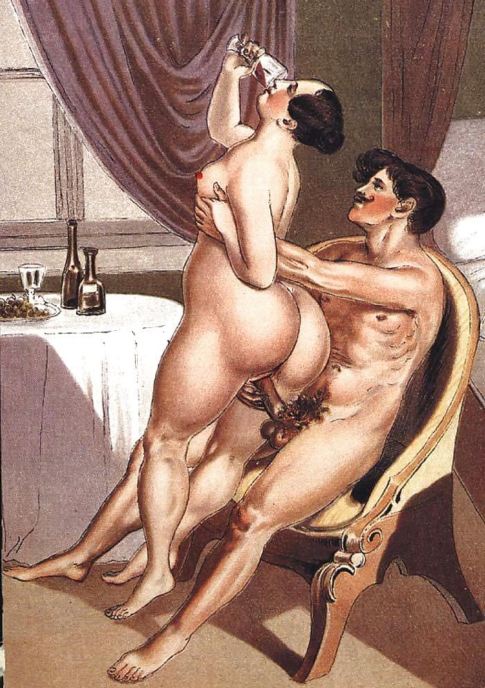 Порно эротика сатирические варианты