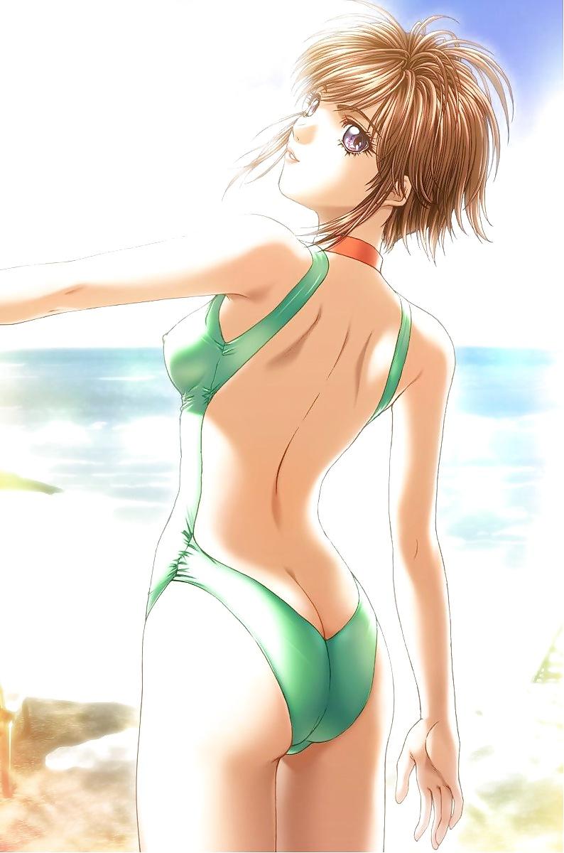 Bleach manga hentai-4166