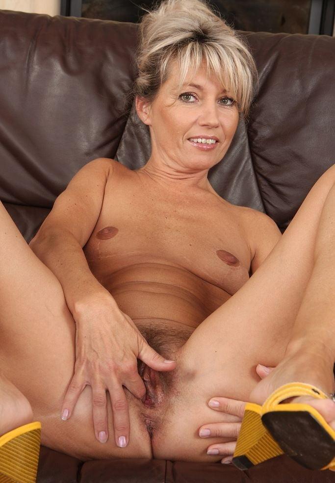 Allover30 Hairy Blonde Porno Mature Tube 1