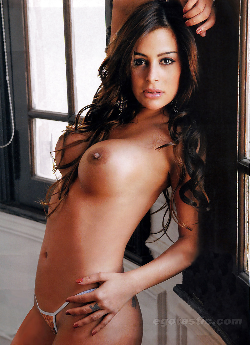 Larissa Riquelme To Run Naked Through The Streets If Paraguay Wins Copa America