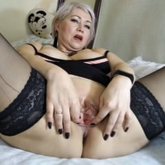 Mature Gaping Pussy Of My Slutwife AimeeParadise
