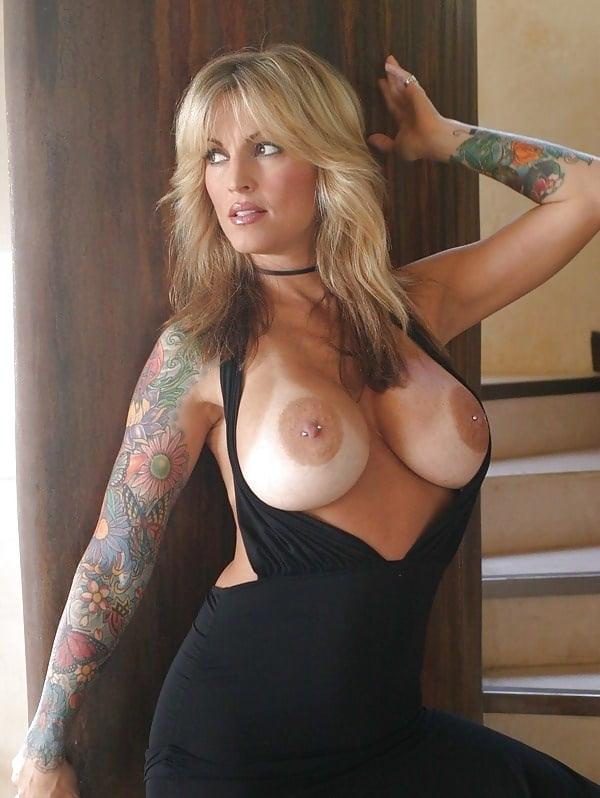 Mom tattoos nude — pic 7