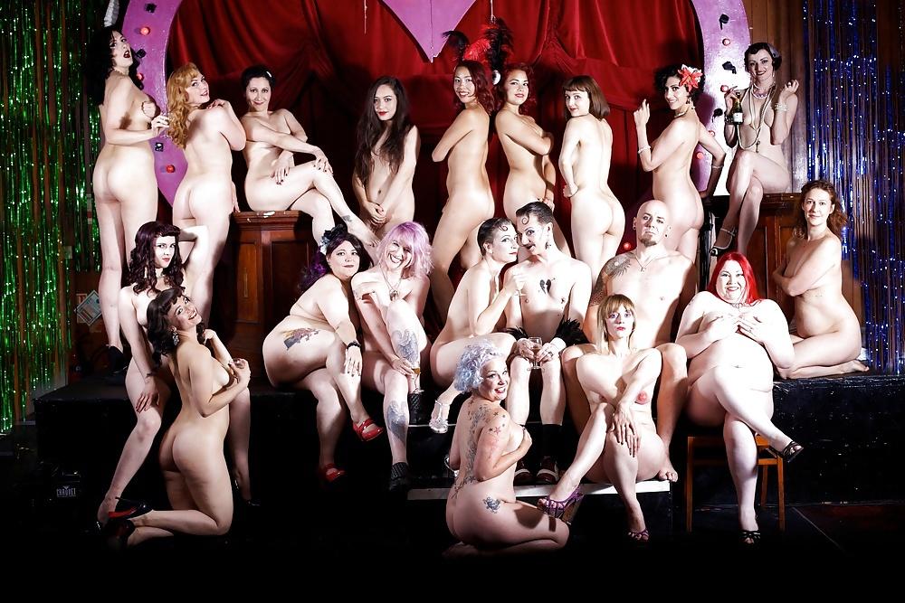 Berlisque nudes — photo 1
