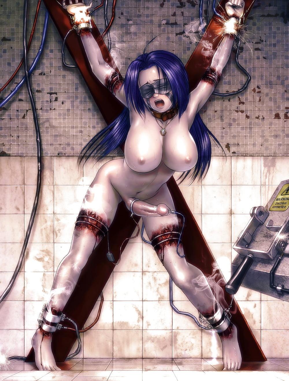 Torture porn hentai