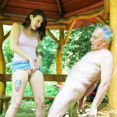 Grandpa Gets Wanked At AdultPrime
