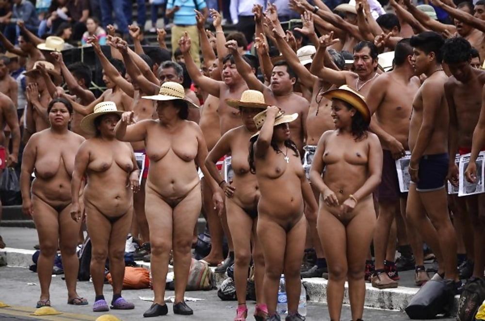 Mexico Nude Bondage