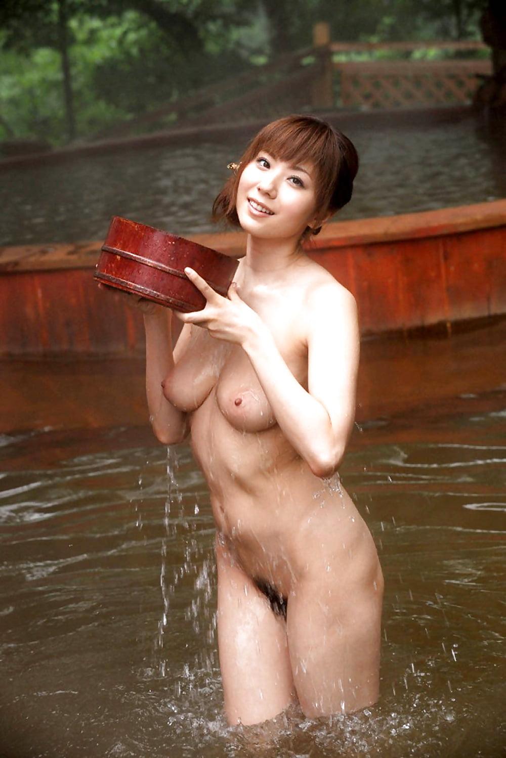 Naked Japanese Hunk