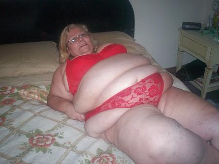me in red undies