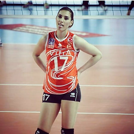 17 neslihan demir turkish volleyball player - 2 2