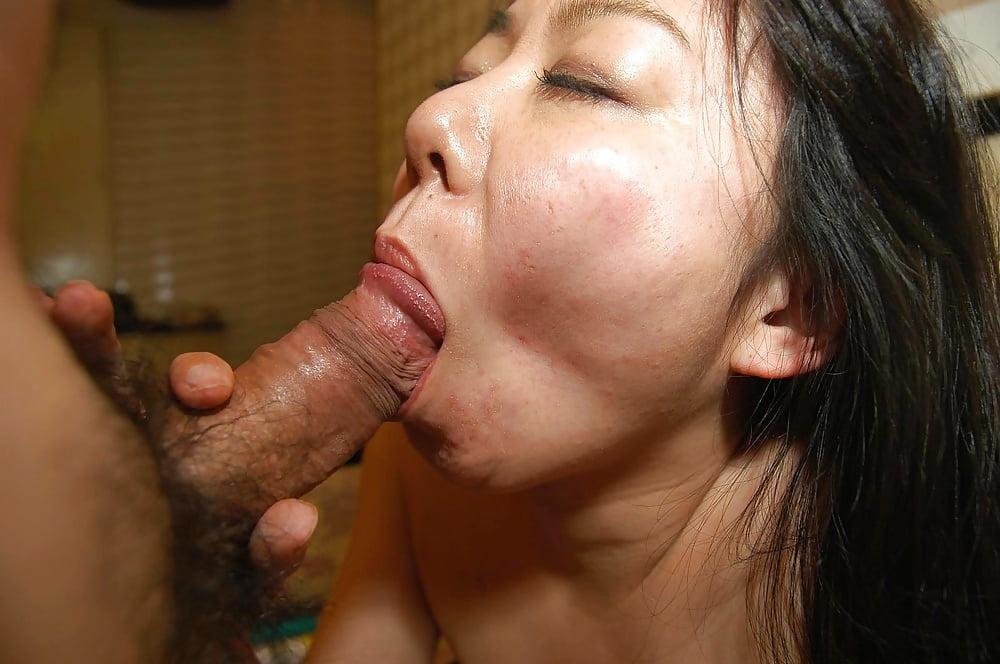 Mature Mom Swallows Cum