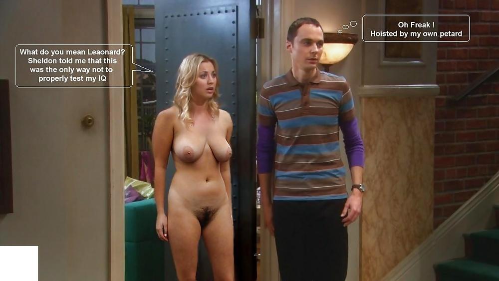 Big Bang Theory Porn