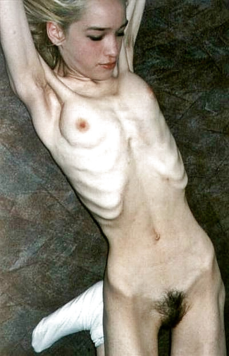 art-anorexic-nude-pic