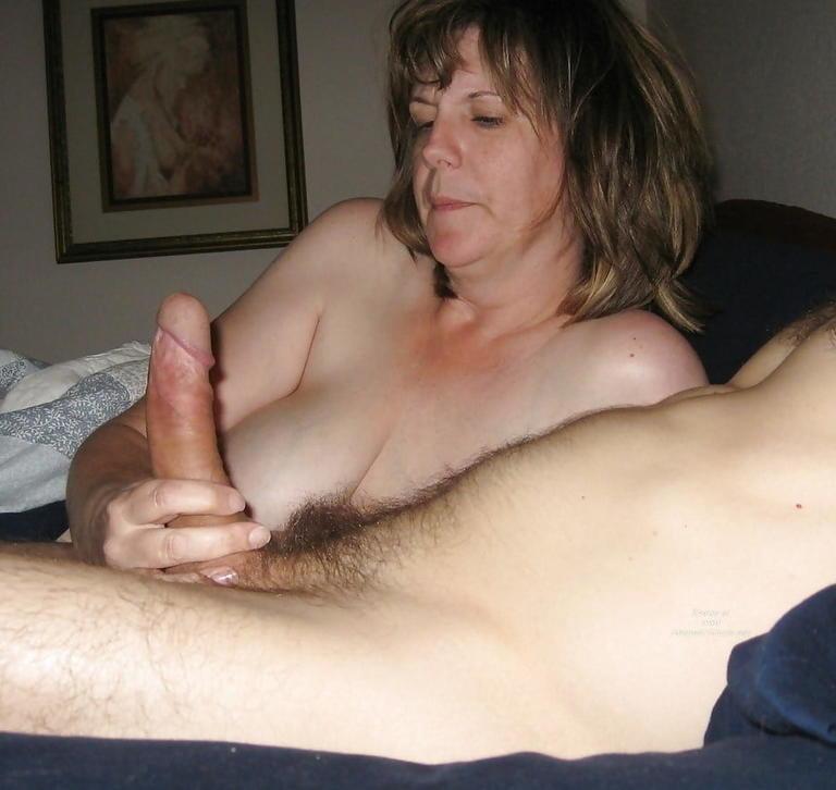Mum give son handjob keep quiet free sex pics