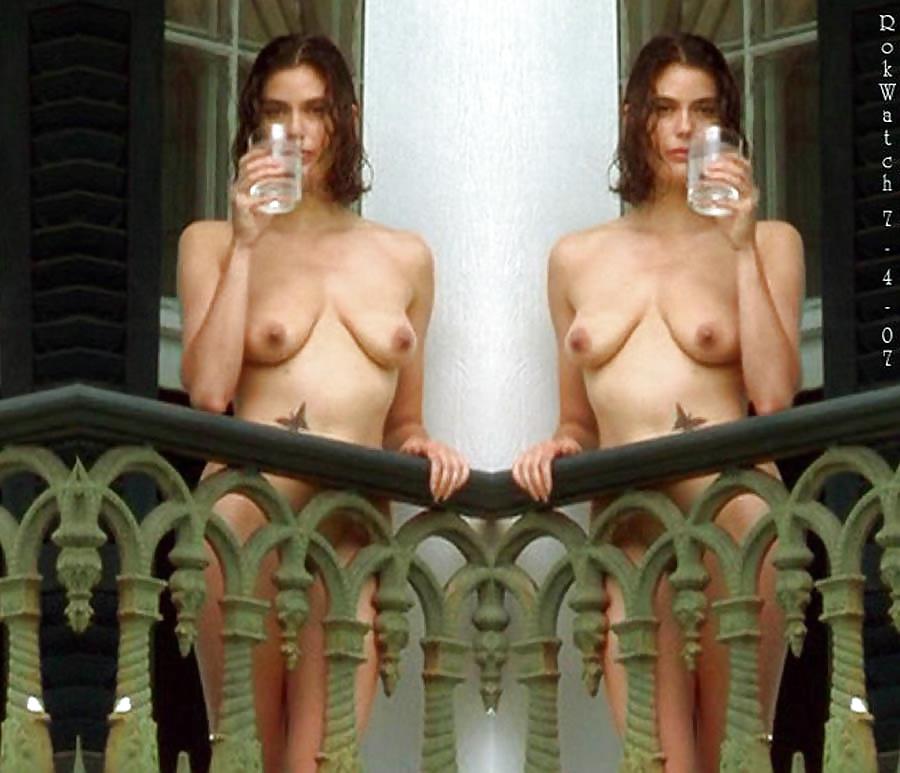 Clip of teri hatcher nude