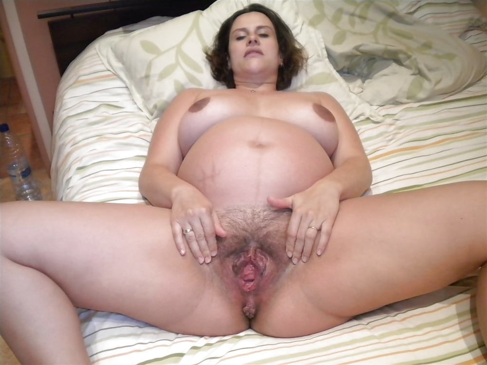 Hostess pregnant women naked pussy