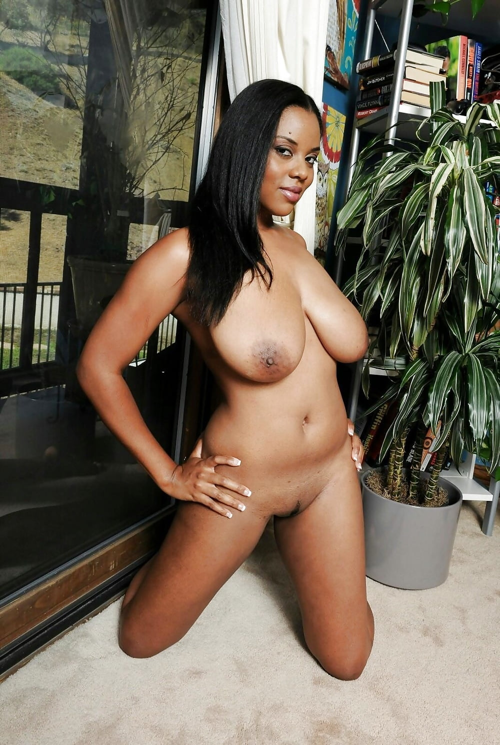 Busty naked black bitches