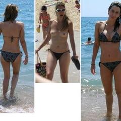 Laura 40yo Coworker Nude And Bikini In Holidays