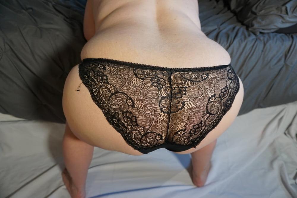 Sexy BBW Sold Fuck Me Panties Photoset - 42 Pics