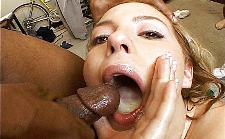 gangbang-swallow-slut-load