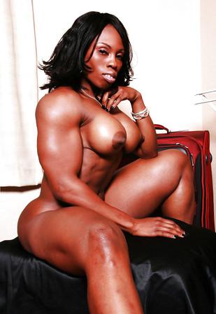 Buff Black Women Nude