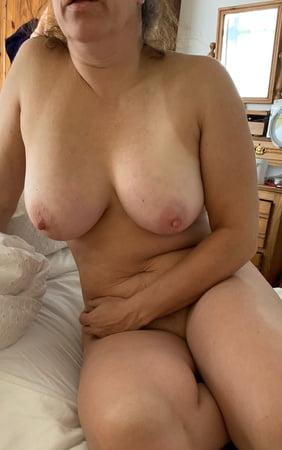 Chubby medium tit