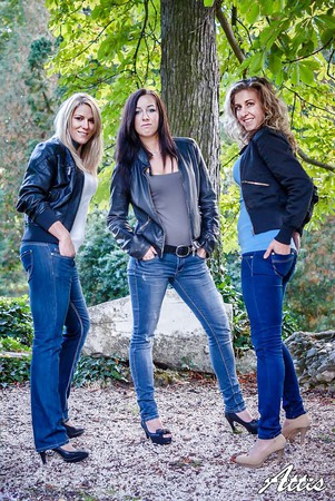 blue jeans girls