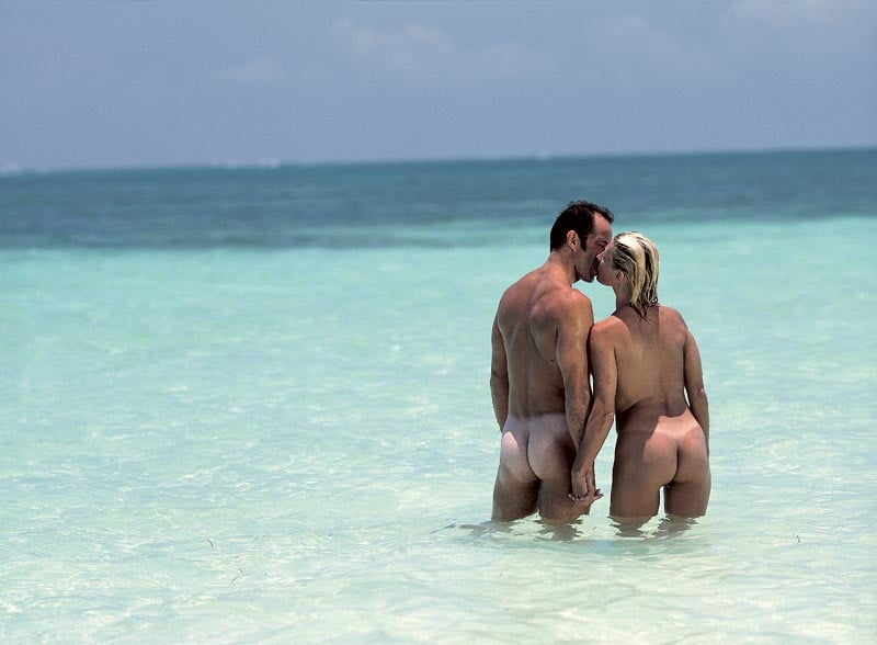 Sex on beach in mexico