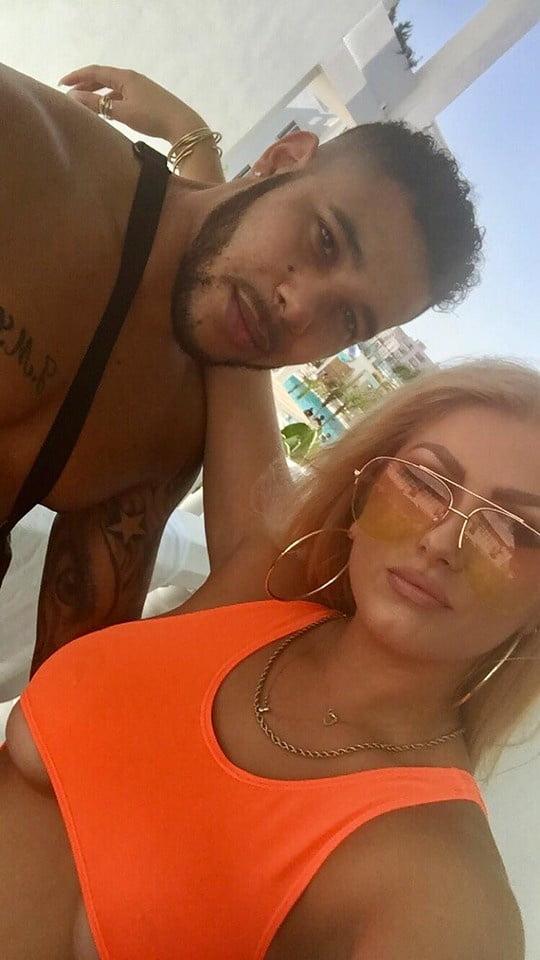 British Big Tittied Blonde