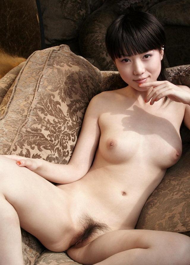 Girl hairy korean girls nude