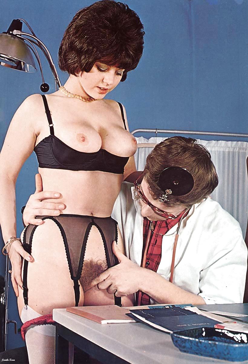 Vintage hard porn doctor