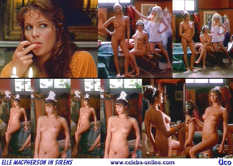 Elle macpherson sex scene, only lovely mature naked wives