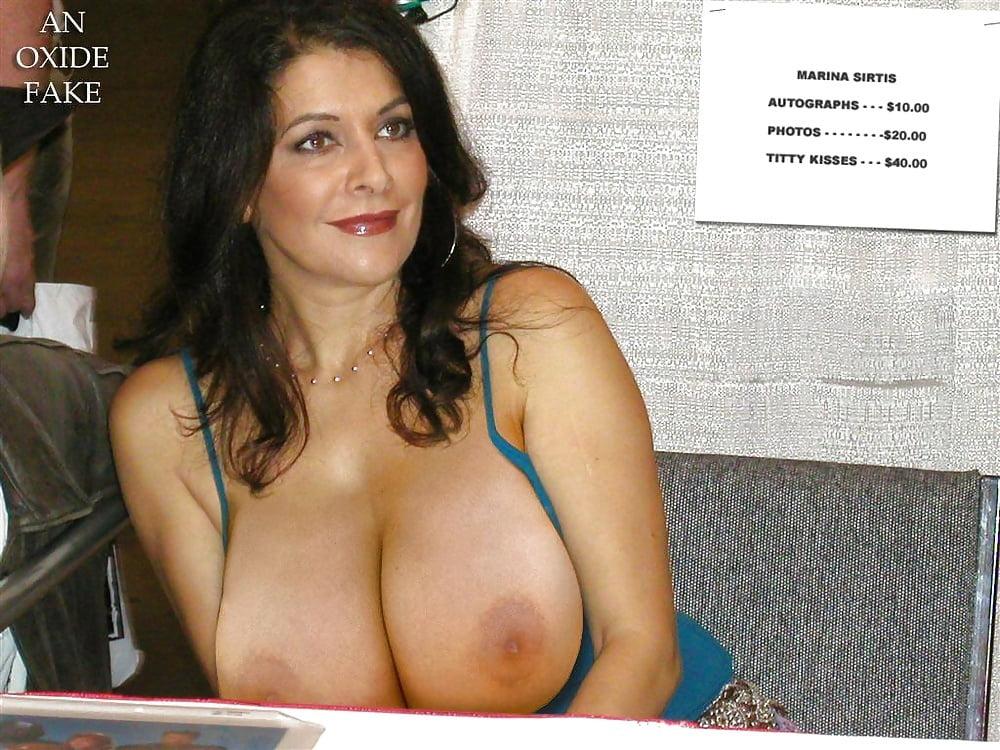 Marina Sertis Nude