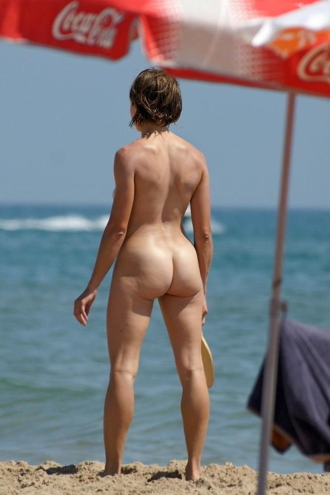 Sexy nude beach booties — 13