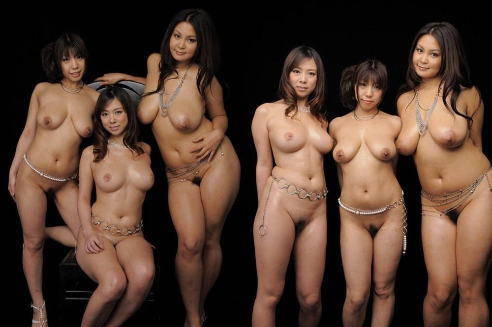 Sexy japanese pics with naked asian women