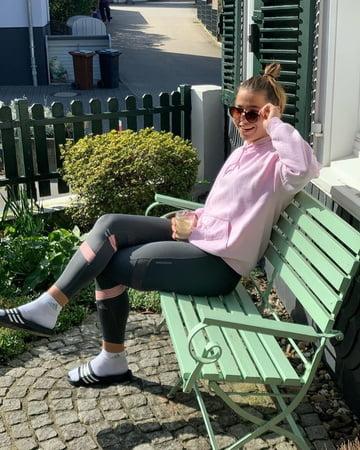 Lena Oberdorf  nackt