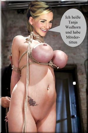 Wedhorn nackt tanja Tanja Wedhorn
