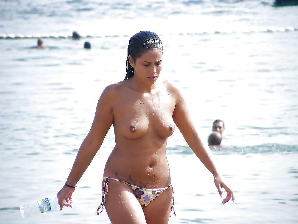 Best tits nude beach-5573