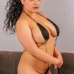 Latina Rossana In Her Casting