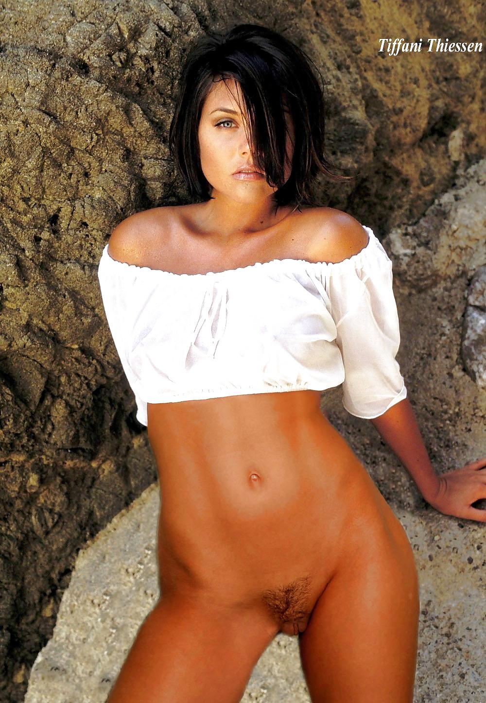 Tiffany amber thiessen nude