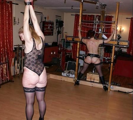 humiliation Female slave of domination men