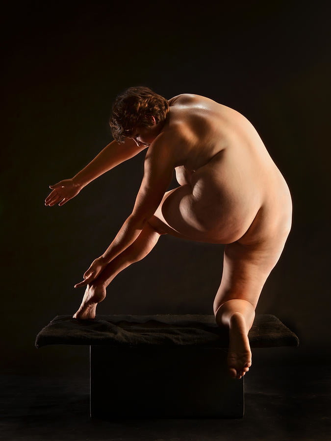 Fat Women Are Scared To Be Naked