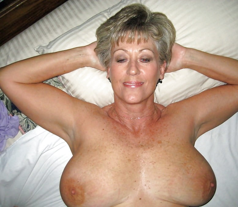 Older Mature Women Big Tits
